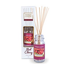 Yankee Candle - 'Black Cherry' reed diffuser