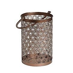 Yankee Candle - Vintage cuba teal light holder