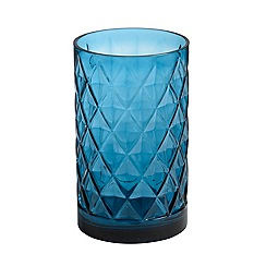 Yankee Candle - Deco lounge Blue Jar holder
