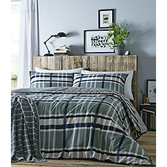 Home Collection - Pepe check bedding set