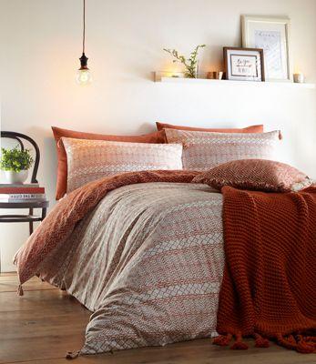 Home Collection Iverson Bedding Set Debenhams