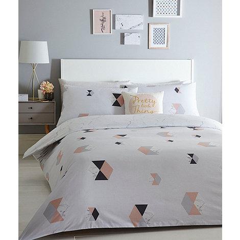 . Home Collection Basics  Cosmo   Carrara  bedding set   Debenhams