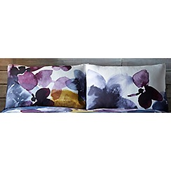 RJR.John Rocha - Iris standard pillowcase pair