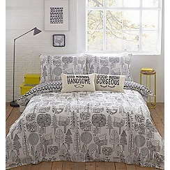 Ben de Lisi Home - Scandi forest bedding set