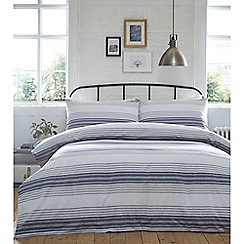 Home Collection - Blue 'Carter' bedding set