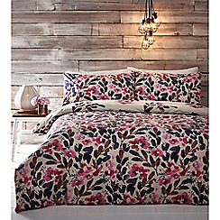 RJR.John Rocha - Multicoloured 'Zahra' bedding set