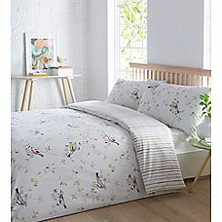 Home Collection - Scandi bird duvet set