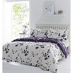Home Collection - Purple 'Imogen' bedding set