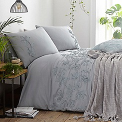 Home Collection - Aqua 'Maui' bedding set