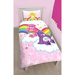Care Bears - Multicoloured 'Care Bears' bedding set