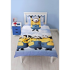 Despicable Me - Multicoloured 'Despicable Me 3' single bedding set