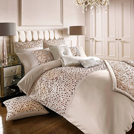 Kylie Minogue At Home Rose Gold 200 Thread Count Eva