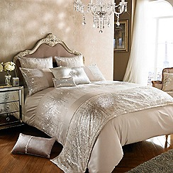 Kylie Minogue at home - Jessa blush duvet cover