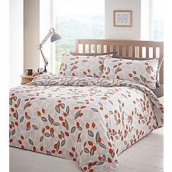 Home Collection - Multicoloured printed 'Mediterranean' bedding set