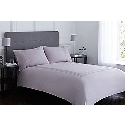 J by Jasper Conran - Lilac 'Marylebone' bedding set