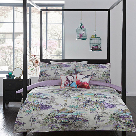 Butterfly Home by Matthew Williamson - Green +Japanese Toile+ bedding set