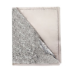Star by Julien Macdonald - Silver sequinned runner