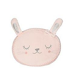 bluezoo - Pink rabbit cushion