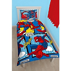 Spiderman - Kids' Spiderman webhead bedding set