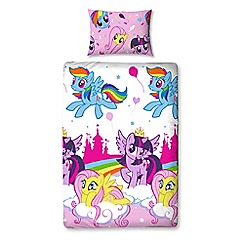 My Little Pony - Equestrain duvet set