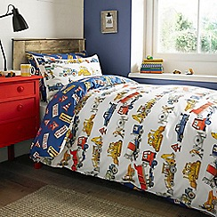 Emma Bridgewater - Kids' Builders single bedding set