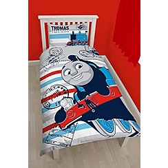 Thomas & Friends - Multicoloured 'Thomas Adventure' bedding set