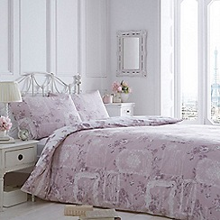 Debenhams - 'Vintage Paris Labels' bedding set