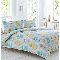 Debenhams - White 'Anna Bed' bedding set