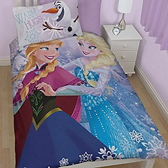 Disney - Children's blue 'Frozen' bedding set