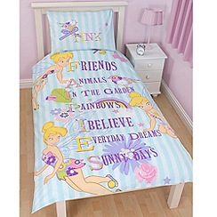 Disney - Tinker Bell bedding set