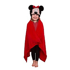 Disney - Minnie Mouse fleece cuddle robe