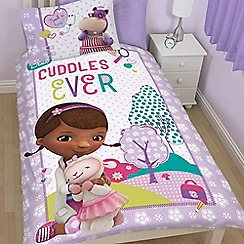 Disney - Doc McStuffins bedding set