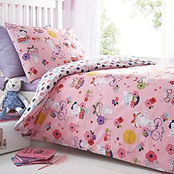 bluezoo - Kids 'Cats' bedding set