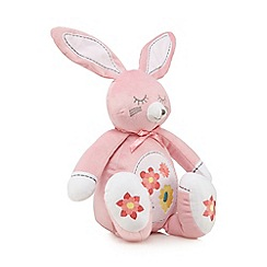 bluezoo - Light pink bunny cushion