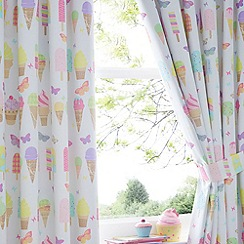 bluezoo - Multi stripe curtains