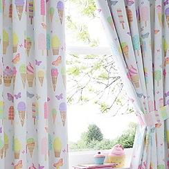 bluezoo - Multi stripe curtains