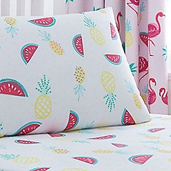 bluezoo - Fruity  fitted sheets