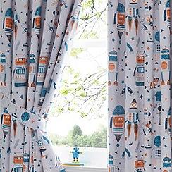 bluezoo - Robot curtains