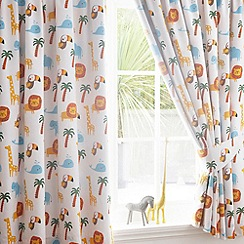 Ben de Lisi Home - Around the world curtain