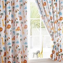 Ben de Lisi Home - Around the world curtain