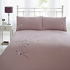 Home Collection - Lilac blossom bedding set