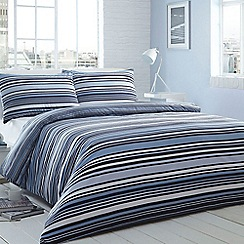 Home Collection - Hamilton stripe bedding set