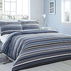Home Collection - Hamilton stripe bedding set