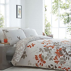 Home Collection - Winter leaf bedding set