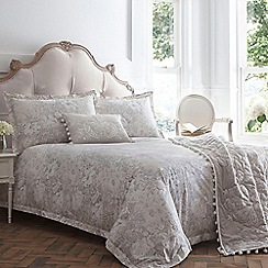 Home Collection - Silver 'Mila' bedding set