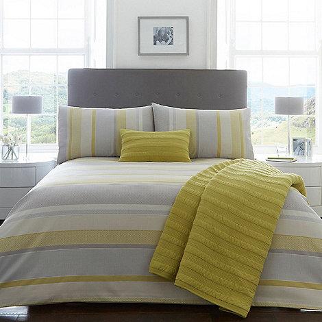 Home Collection Iona 39 Jacquard Bedding Set Debenhams