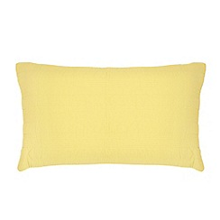 Home Collection - Green rectangular cushion