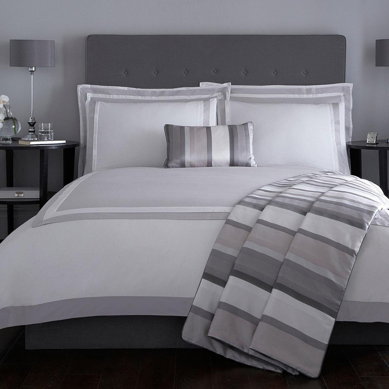 grey and white duvet covers  sweetgalas - j by jasper conran bedding home debenhams