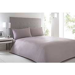 J by Jasper Conran - Lilac 'Monaco' bedding set