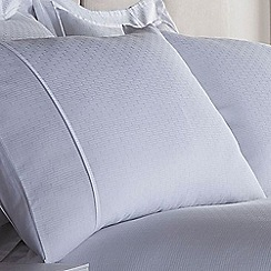 J by Jasper Conran - White 500 thread count 'Calvello' pillow case pair